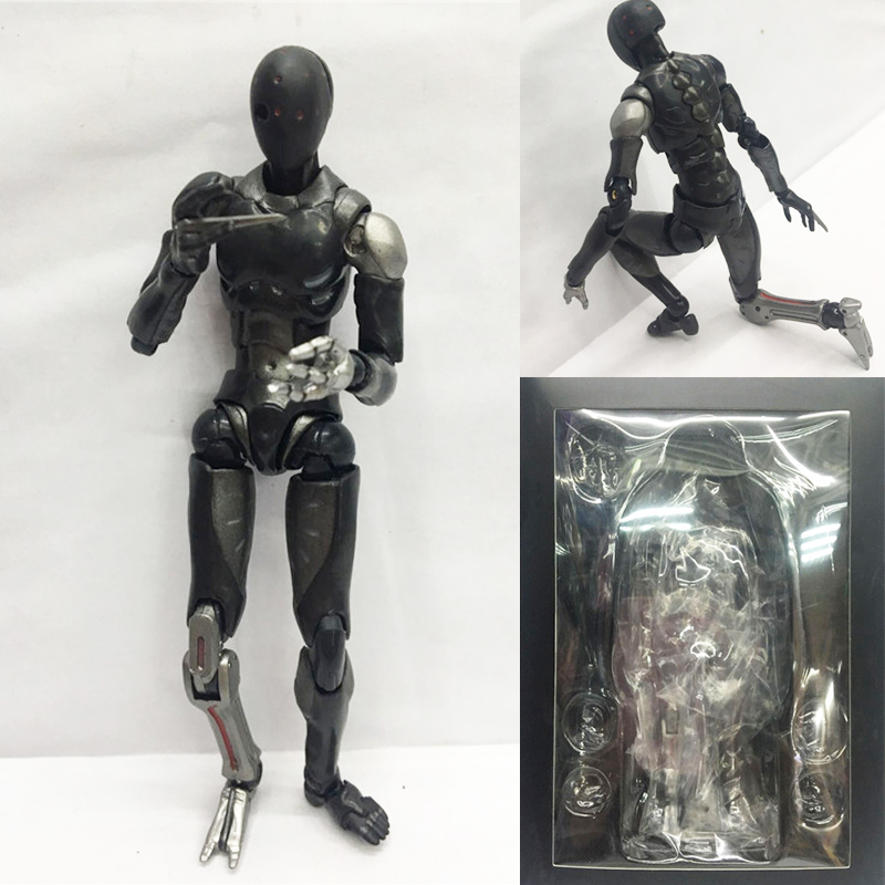 Toa Heavy Industries Synthetic Human 1//6 Scale PVC Action Figure New