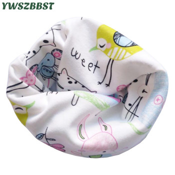 New Fashion Cotton Children Scarf Autumn Winter Baby Boys Scarf Kids O Ring Scarf Collar Girls Winter Scarves Magic Neckerchief new winter scarf infinity baby scarfs five star boys girls cotton kids scarf children scarf soft ring warm scarves