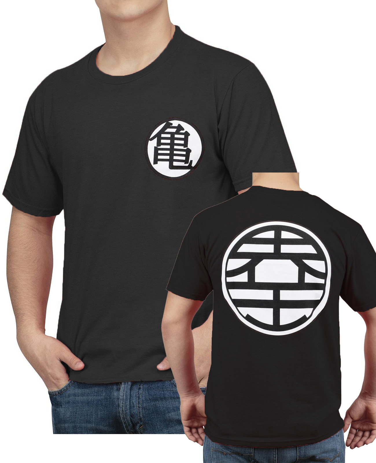 Animation T Shirt Dragon Ball Z Dragon Ball Clothes Symbol Kpop T