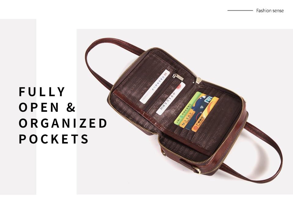famosas designer crossbody sacos vintage