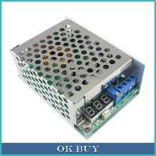 10А Высокая мощность 300 Вт DC-DC Регулируемый понижающий источник стабилизированного напряжения модуль 24V19V12V5V конвертер с индикатором вольтметр