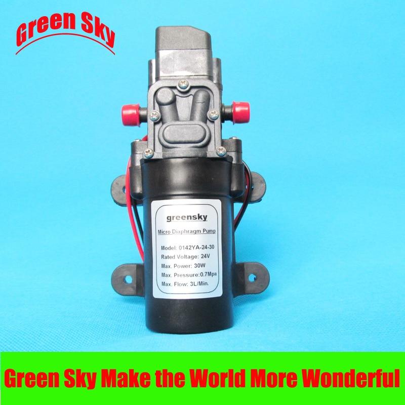 DC24V 30W Hot Sale high pressure water pumpDC24V 30W Hot Sale high pressure water pump