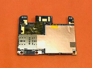Image 2 - Utilizzato mainboard Originale 4G RAM + 64G ROM Scheda Madre per Elefono P8 3D MT6750T Octa Core Trasporto Libero