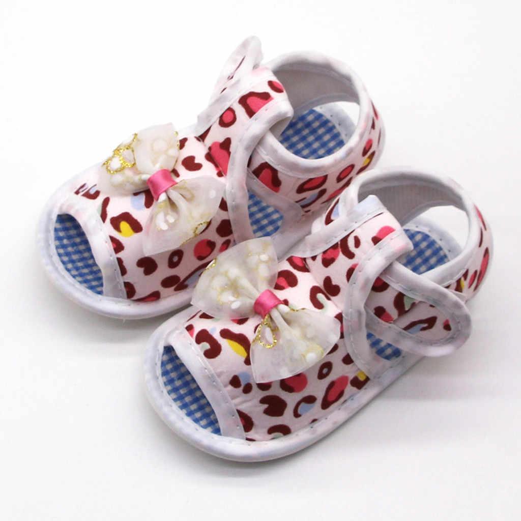 Recién Nacido bebé niña zapatos con estampado de leopardo de Prewalker Zapatos de suela suave único bebé Zapatos de princesa zapatos de bebé zapatillas de deporte