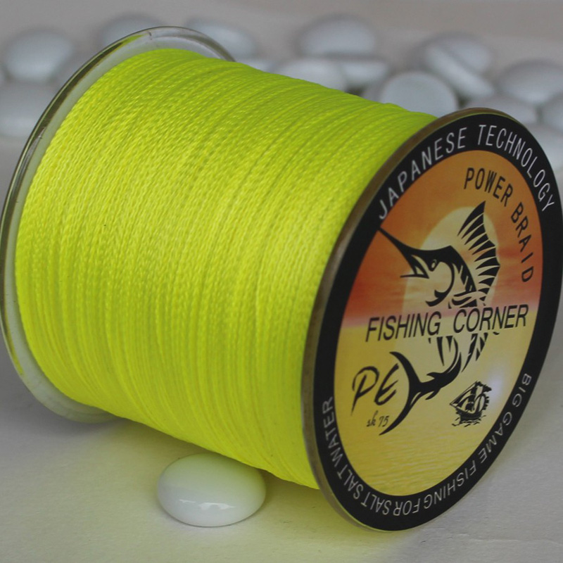28 Strands Braided Fishing Line