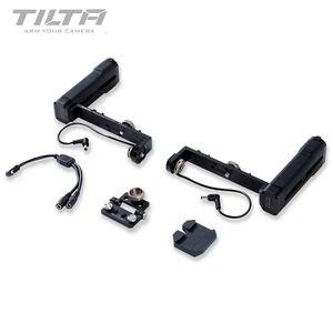 Image 4 - TILTA บลูทูธ Dual Grip แบตเตอรี่ W/ปุ่มเปิด/ปิดสำหรับ G1 G2 G2X TILTA 3 แกน gimbal Stabilizer แรงโน้มถ่วง G Series
