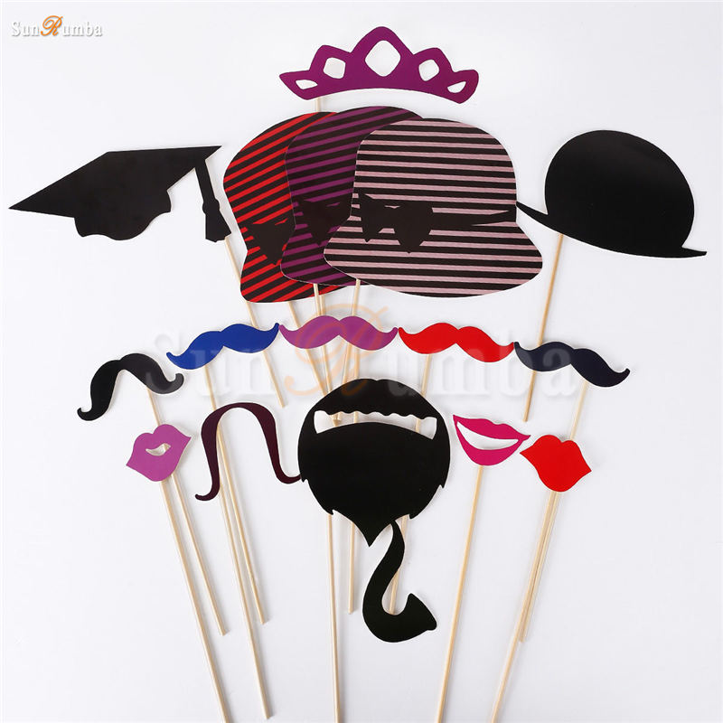 photo booth party decor MUW-09901