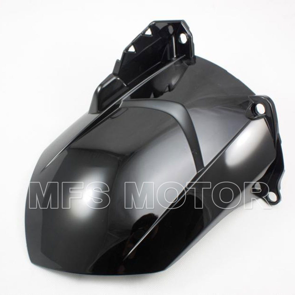 Motorcycle Rear Fender guard FAIRING ABS For Yamaha YZF R1 2007 2008 07 08 YZFR1 07 08 Black new motorcycle motor fender eliminator tidy tail 2006 2007 2008 for yamaha fz6 fazer 2007 2008 black