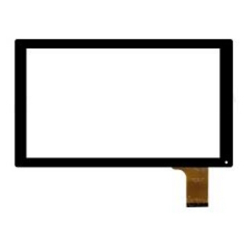 New 10.1 Tablet ZHC-310A FQ ZHC 310A Capacitive Touch Screen Panel Digitizer Glass Sensor Free Ship with Tracking No