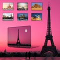 Famous Scenery Painting Hard Laptop Case Cover For Apple Macbook Air 13 11 Pro Retina 12 13 15 inch London Skyline