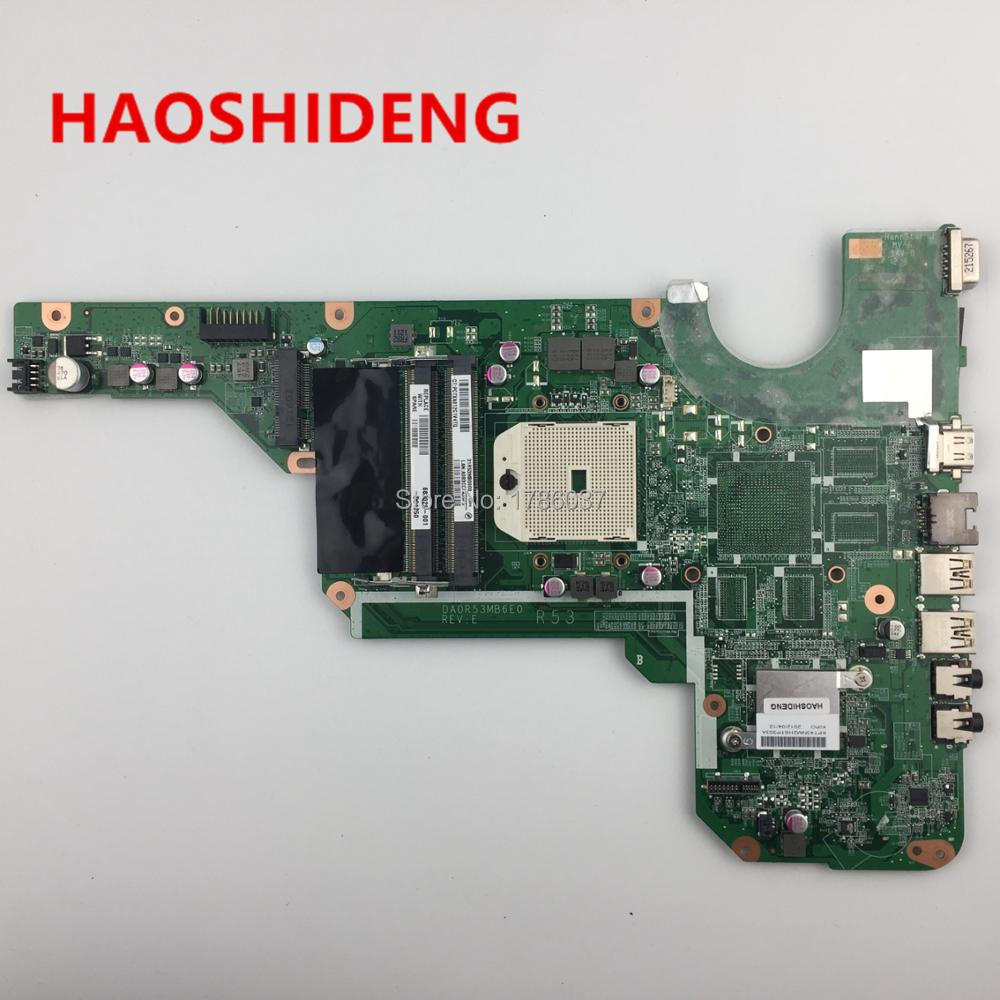 683029-501 683029-001 for HP Pavilion G4 G6 G7 G4-2000 G6-2000 series Motherboard,All functions fully Tested ! 638856 001 da0r22mb6d1 d0 fit for hp pavilion g4 g6 g7 notebook motherboard tested working