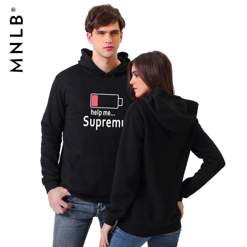 SMZY Supremu Help Me Hoodies Men Winter Warm Comfortable Sweatshirts Men Pop Funny Print Hoodie Sweatshirt Long Sleeve Hoodies
