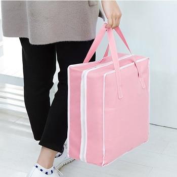 Free Shipping 6 grid Shoes Storage Organizer women men bag travel Handbag Waterproof Storage Bags For