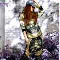 #1001 2016 Summer style  Tracksuit  suit Womens tracksuit set Hip hop suit harajuku  suits for women