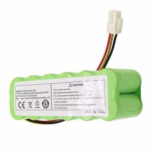 Image 2 - 14.4V 3.5Ah NI MH pil paketi Samsung NaviBot SR8840 için SR88XX serisi elektrikli süpürge SR8840 SR8845 SR8855 SR8895 VCA RBT20 pil