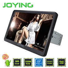 "Joying New Android 5.1 system 10""  Single DIn Car Stereo Video 1024*600 HD GPS Navigation Support TV OBD 2 DVR WIF 4G DAB VIDEO"