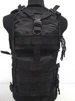 Poziom 3 torba sportowa Milspec Molle Tactical Plecak Szturmowy Torba BK CB Cyfrowy ACU Camo Woodland Camo OD