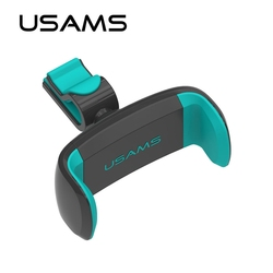 Usams car phone holder for iphone 6 sumsung air vent mount car holder 360 degree ratotable.jpg 250x250