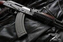 AK 47 tactical picatinny Jelca rail przedłużyć pokrywa Aluminiowa polowanie strzelanie M6761 B10