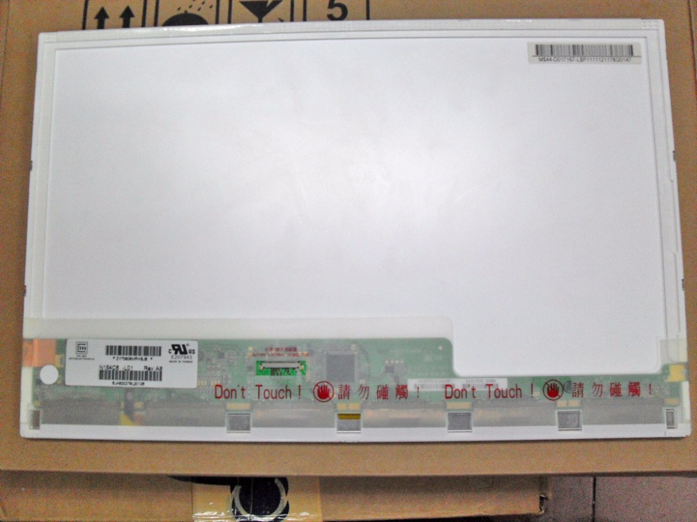 B154PW04 V.6 B154PW04 V6 LCD Screen Panel 1440x900 LVDS 40Pins Replacement