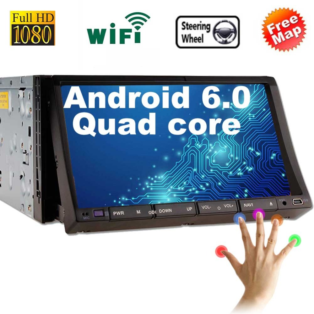 2 din android 6.0 <font><b>radio</b></font> car dvd player gps navigator tape recorder autoradio cassette player for auto <font><b>radio</b></font> car multimedia gps