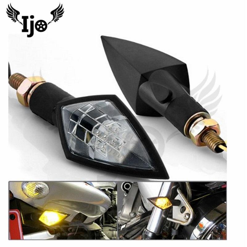 motorcycle light chopper rocket clignotant moto sportster pisca pisca for ktm exc harley softail street triple turn signal light