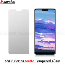 9H Matte Tempered Glass For ASUS Zenfone Max Pro M2 ZB631KL ZB633KL M1 ZB602KL ZB601KL 5z ZE620KL ZS620KL Screen Protector Film цены