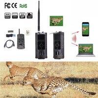 Photo Trpas Hunting Camera MMS 3G HD 16MP Trail Cam GPRS SMTP SMS 1080P Night Vision 940nm Scouting Cameras Trap HC700G