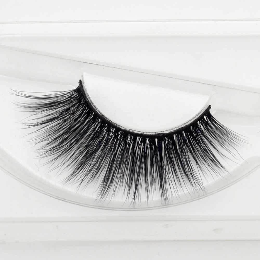 7f678a0d47e visofree Farah Beauty mink eyelashes 3D MINK False Eyelashes Messy Cross Dramatic  Fake Eye Lashes Professional
