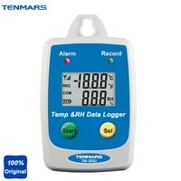 Tm 305u Температура метр Температура влажность тестер регистратор сигнализации