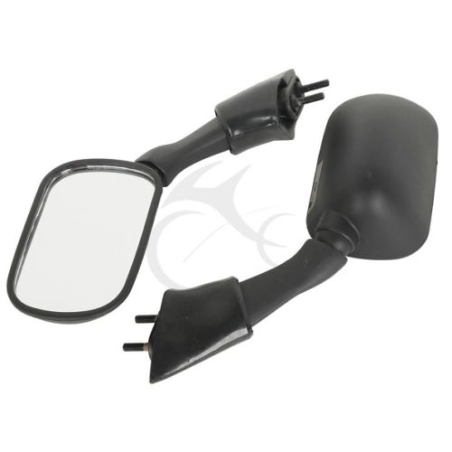 Left Right View Mirrors For Yamaha FJR1300 2001 2002 2003 2004 2005
