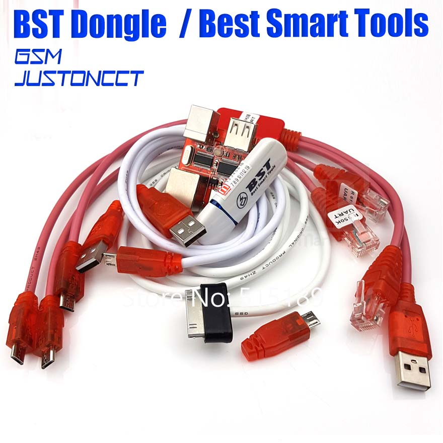 gsmjustoncct BST dongle for HTC SAMSUNG xiaomi oppo vivo unlock