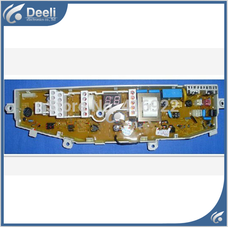 все цены на 95% new Original good working inverter washing machine board for samsung XQB70-J85S XQB60-T85 XQB70-T85 XQB60-J85S on sale онлайн