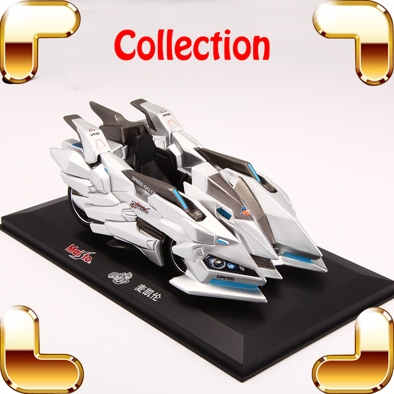 New Year Gift QQ Speed 1/18 BIg Model Car Game Figure Race Vehicle Unique Collection Cool Design Luxury Present Showcase Toys new year gift 1 14 murcielago rc speed roadster car remote vehicle perfect drift for fun electric model boy toys race