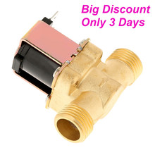 Popular hydraulic solenoid valves buy cheap hydraulic solenoid 1pcs new electric solenoid valve magnetic dc 12v nc water air inlet flow switch 12 brass solenoid valve valvula ccuart Gallery