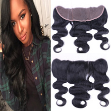 8A Virgin Indian Body Wave Lace Frontal Closure 13×4 Ear To Ear Lace Frontal Virgin Human Hair Weave Full Lace Frontal 1B