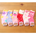 2pcs 2016 Cotton Winter style 2-9 Years old Lovely cartoon sport Boys Girs Children baby socks for Kids Socks& Color random