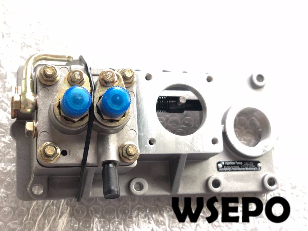 OEM Quality! Fuel Injection Pump Assy fits for Changchai EV80 800CC Double-Cylinder four stroke Diesel EngineOEM Quality! Fuel Injection Pump Assy fits for Changchai EV80 800CC Double-Cylinder four stroke Diesel Engine