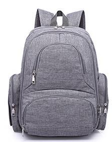 Promotion! Sac à langer pour bébé sac à dos de voyage pour poussette sacs à couches momie poussette et chariot tapis de sac à main étanche