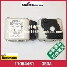 цена на [SA]United States BUSSMANN Fuses 170M4461 170M4411 350A 690V 700V fuse