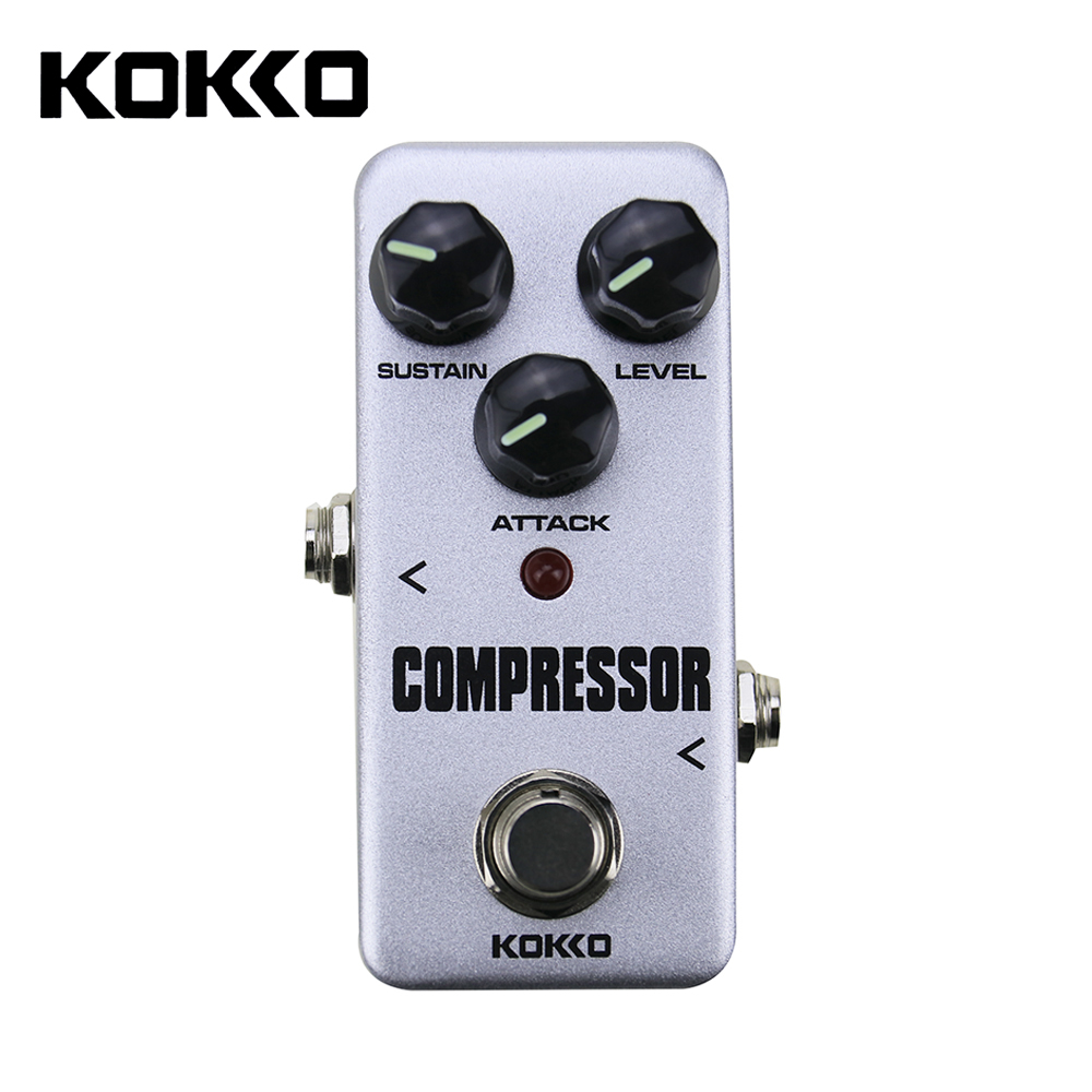 kokko fcp2 high quality portable mini compressor guitar effect pedal guitar accessory in guitar. Black Bedroom Furniture Sets. Home Design Ideas