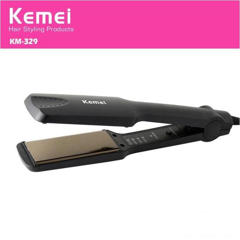 Best Steam Flat Iron ~ Kemei hair straightener professional straightening steam