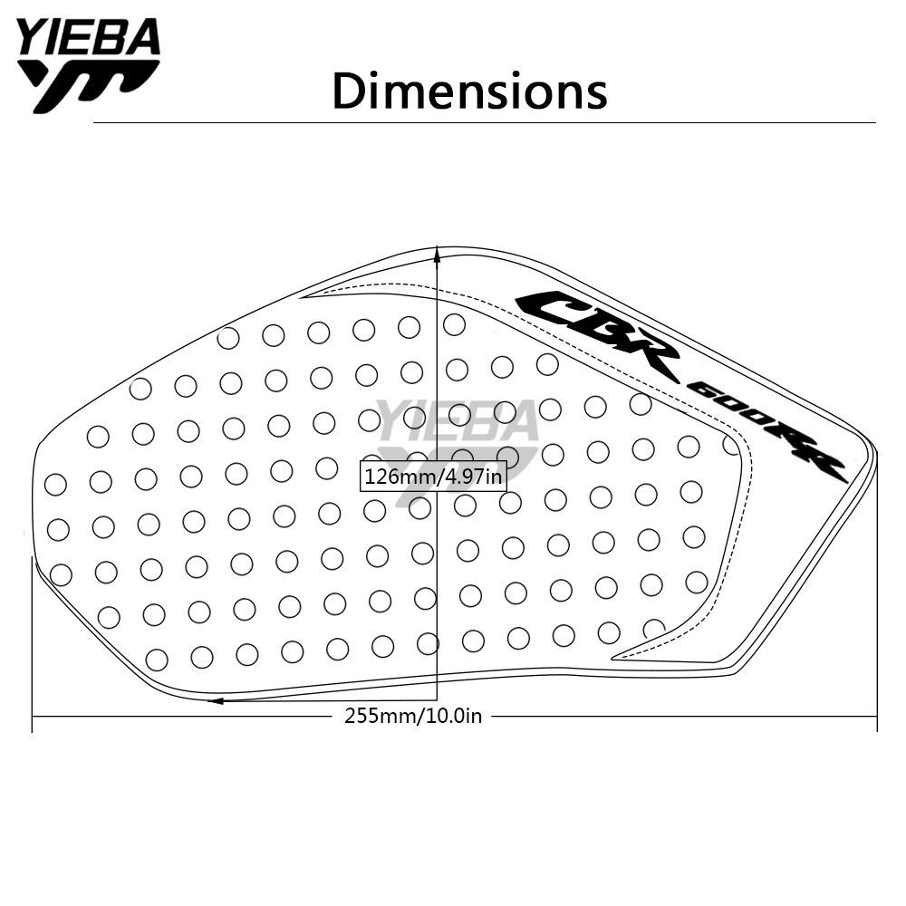 (MEGA DISCOUNT) For Honda CBR600RR CBR 600 RR 2007 2008