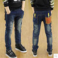 Boys Jeans Pants For Boy 4-15Yrs Children Denim Pants For Kid Clothing Spring& Autumn Boys Casual Trousers High Quality