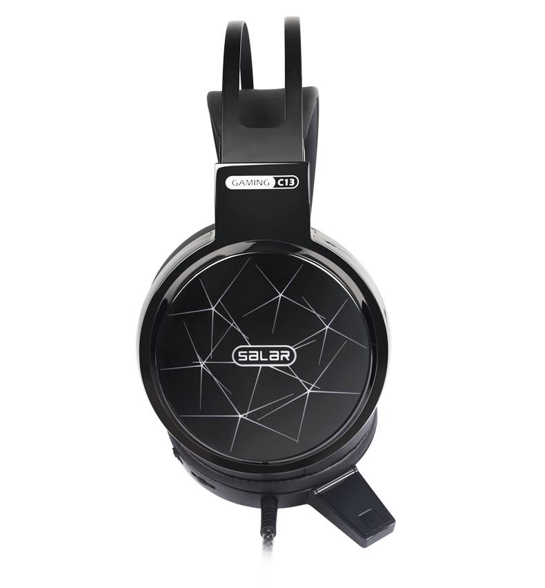 salar c13 gaming headset wired pc stereo earphones Salar C13 Gaming Headset Wired PC Stereo Earphones HTB1P7g5O8LoK1RjSZFuq6xn0XXam