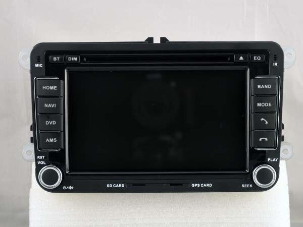 VW Golf DVD Player with GPS Navitel for VW Volkswagen/SEAT SKODA/golf 6 passat b6 passat b7 passat cc Car GPS Navigation Android