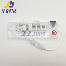 цена 220ml Ink Cartridge with Ink Bag and Needle for Mimaki JV300 Inkjet Solvent Printer (4 pcs/lot) Good price!!!