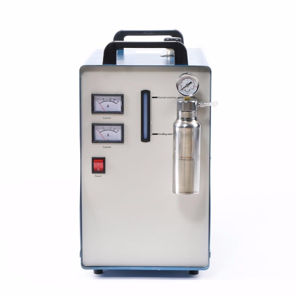 """150 l / h deguonies vandenilio vandens suvirintojas akrilo poliruoklis Liepsnos poliravimo mašina """"CE USA"""""""