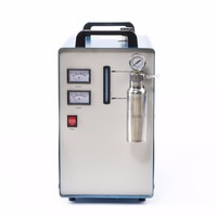 Oxygen Hydrogen Water Welder Jewelry Welding Machine Flame Polishing Machine 150 L H H260 CE Certificated