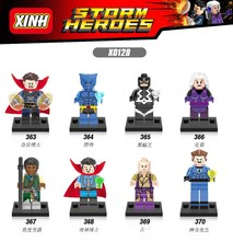 480pcs/lot StarWars Palpatine Sith warrior Darth Maul C3PO Obi Wan Minifigures Building Block Compatible Legoe Bricks Toy